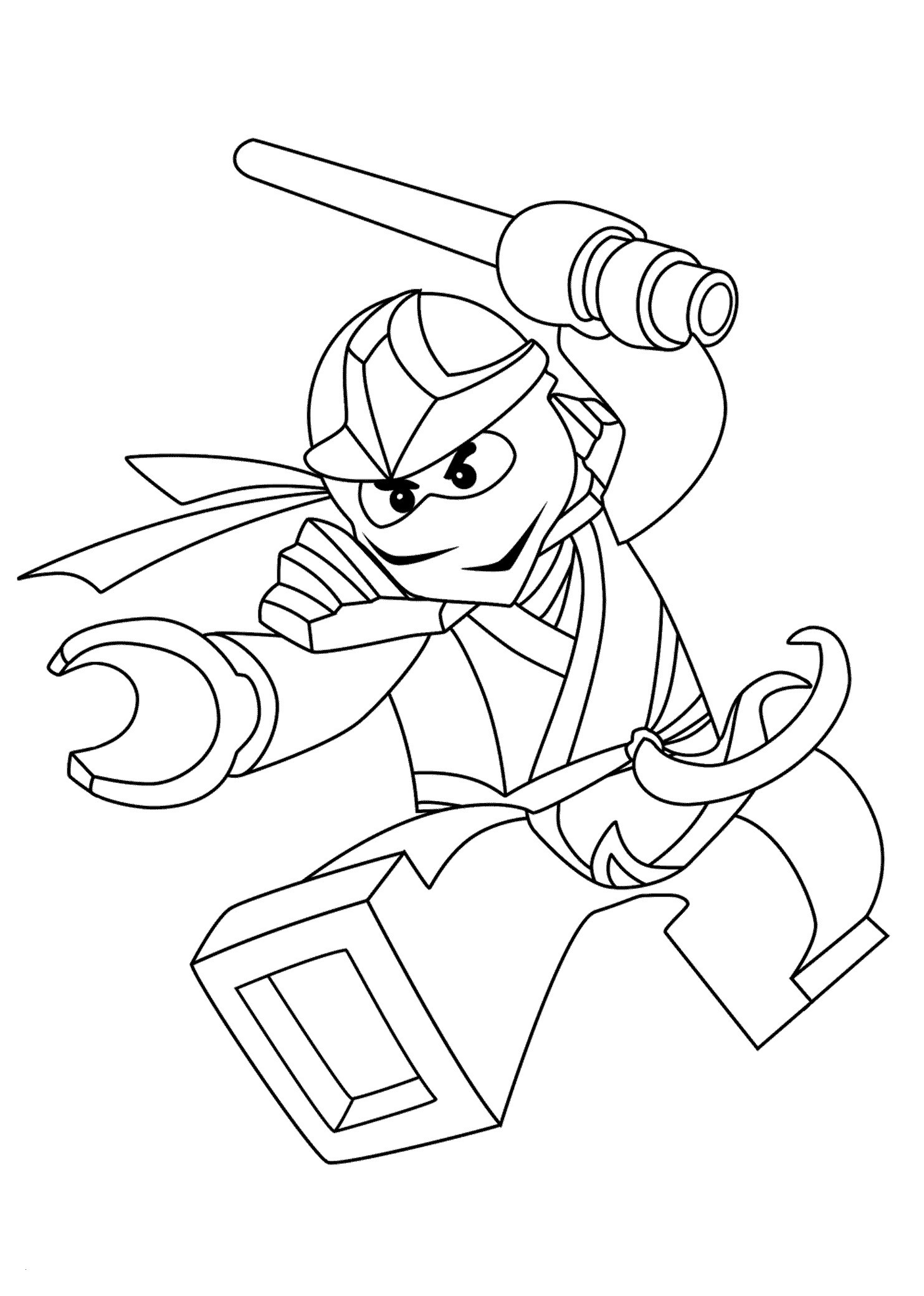 Ninjago Lloyd Ausmalbild Neu Zane Ninjago Coloring Pages for Kids Printable Free Einzigartig Sammlung