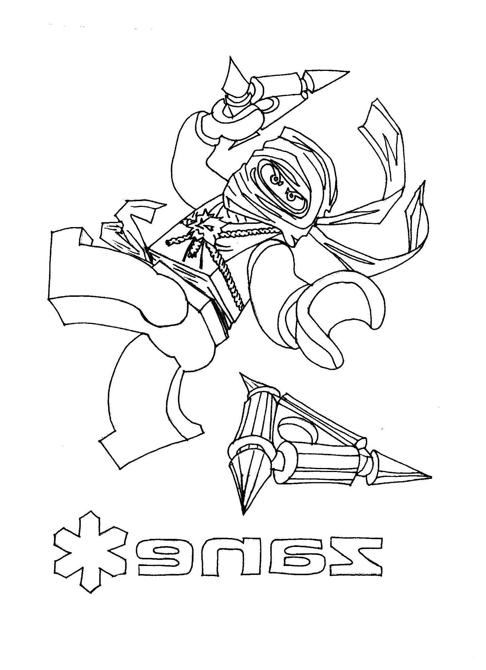 Ninjago Lloyd Ausmalbilder Frisch 28 Inspirierend Ninjago Kai – Malvorlagen Ideen Bild