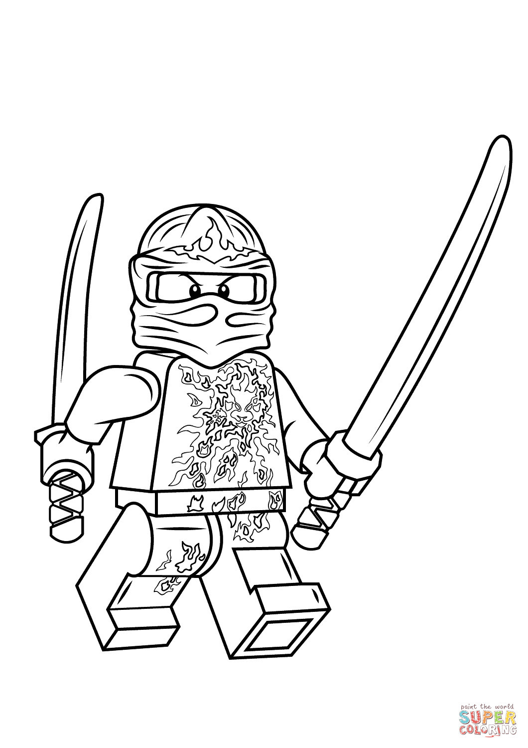 Ninjago Lloyd Ausmalbilder Neu Lego Ninjago Rebooted Coloring Pages New Ninjago Coloring Pages Kai Bild