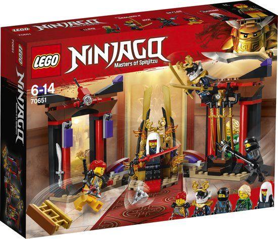 Ninjago Lloyd Bilder Einzigartig Lego Ninjago Troonzaalduel Red Lloyd Uit De Sammlung