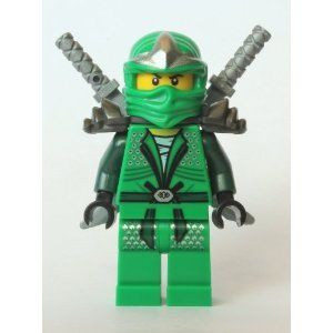 Ninjago Lloyd Bilder Frisch Lego Ninjago Lloyd Zx Green Ninja with Armor and Dual Swords Sammlung