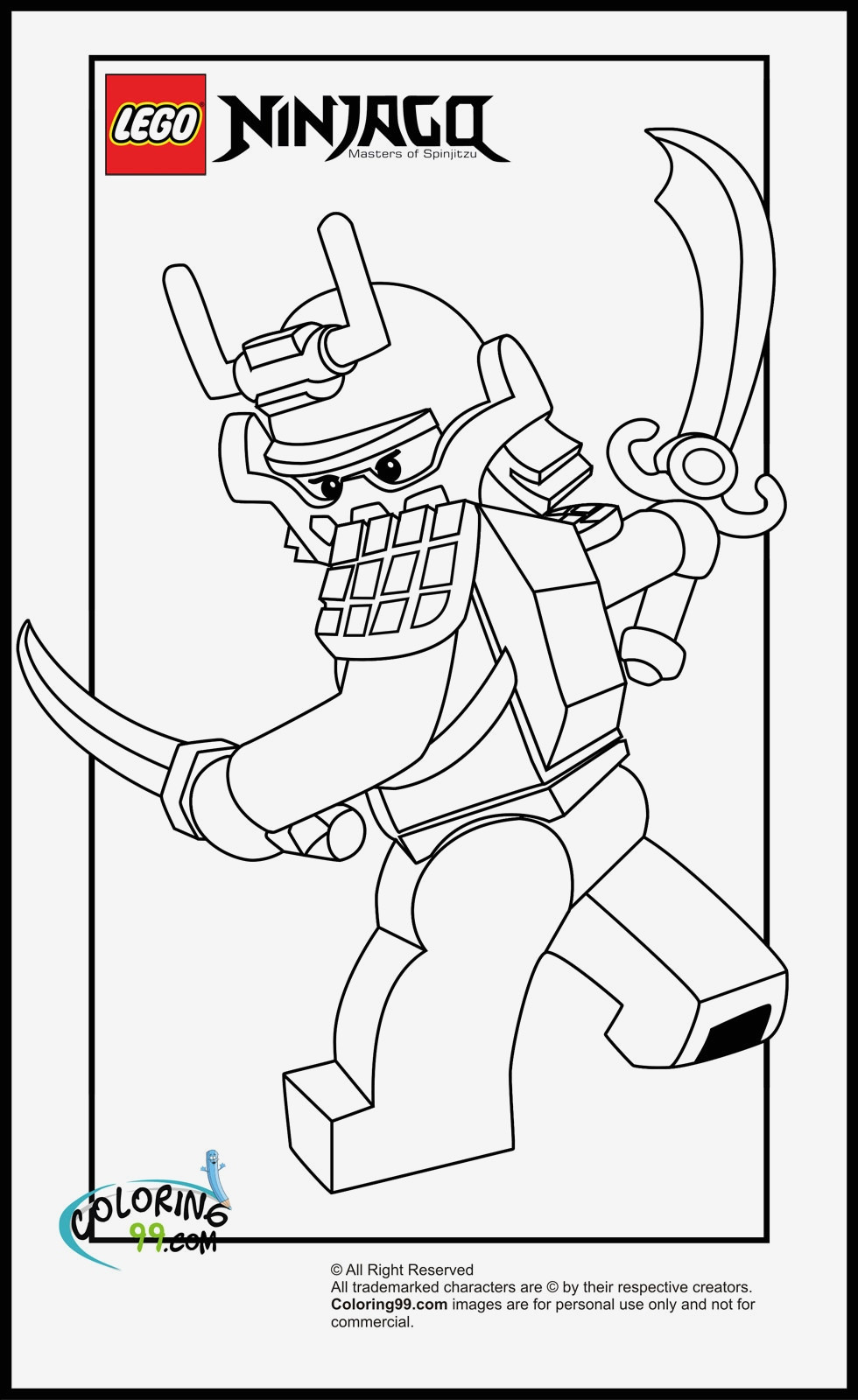 Ninjago Lloyd Bilder Inspirierend Ninjago Coloring Sheets Coloring & Activity 38 Coloring Pages for Galerie