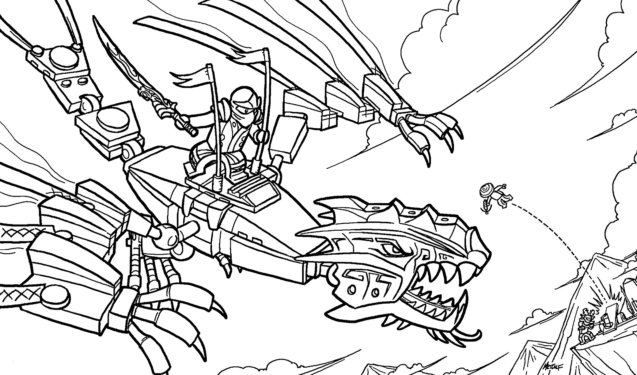 Ninjago Zane Ausmalbilder Einzigartig Ninjago Coloring Pages for Kids Printable Free Best Ausmalbilder Stock