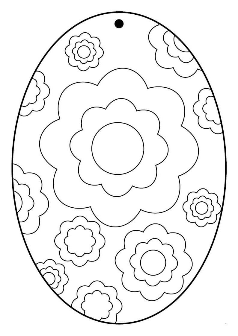 Ostereier Ausmalbilder Zum Ausdrucken Genial 43 Frisch Ausmalbilder Osterei – Große Coloring Page Sammlung Stock