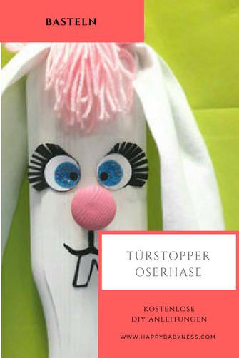 Osterhasen Bilder Kostenlos Das Beste Von Türstopper Osterhase Kostenlose Diy Anleitung Auf Deutsch Fotos