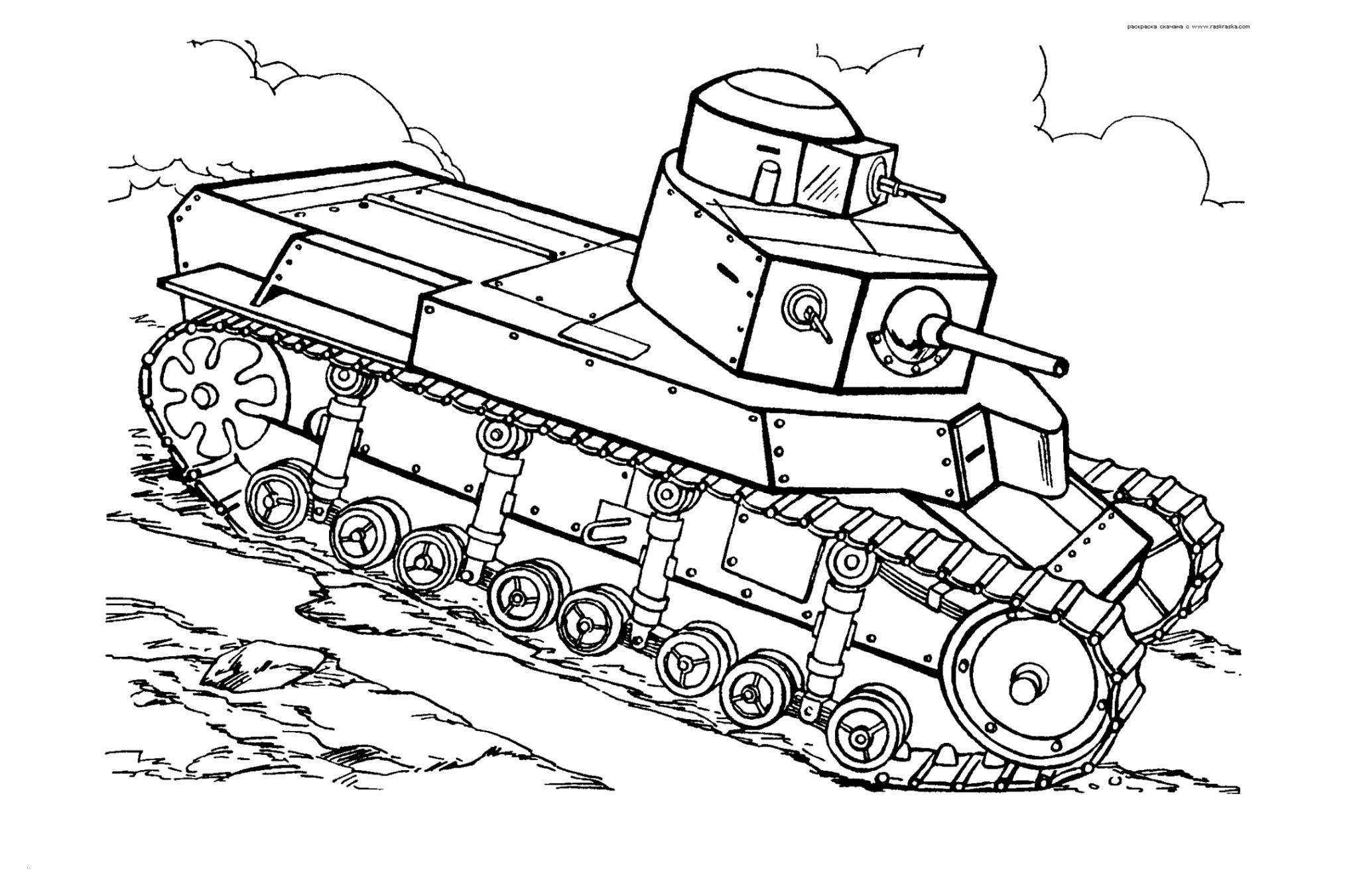 Panzer Zum Ausmalen Genial 40 Ausmalbilder Armee Scoredatscore Einzigartig Malvorlagen Panzer Stock