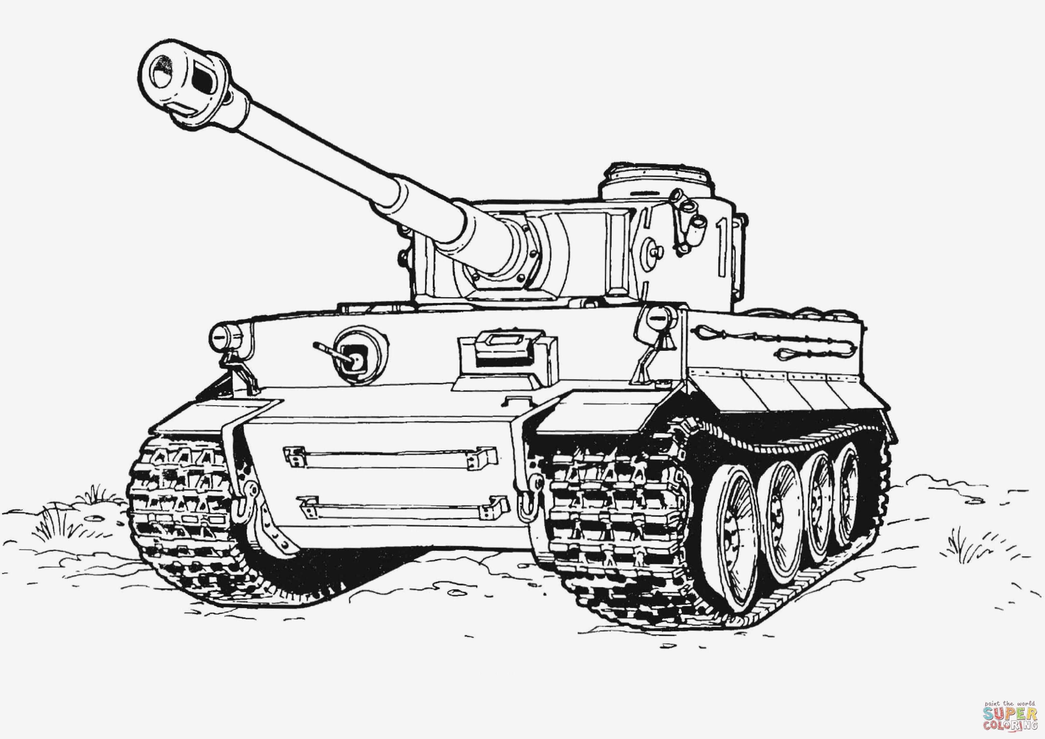 Panzer Zum Ausmalen Genial Verschiedene Bilder Färben Ausmalbilder Panzer Bilder
