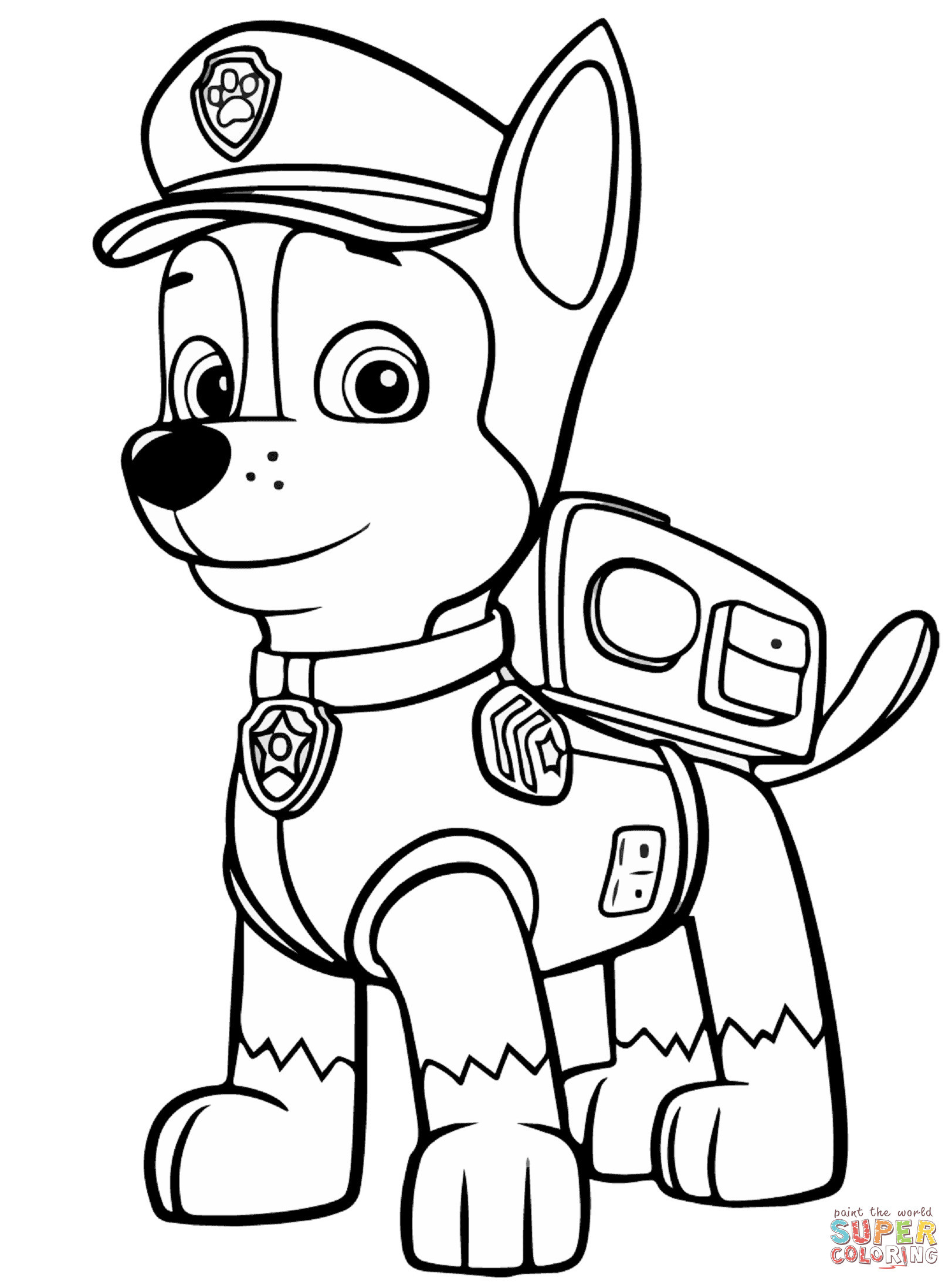 Paw Patrol Ausmalbild Das Beste Von Lovely Paw Patrol Printable Coloring Pages Coloring Pages Stock