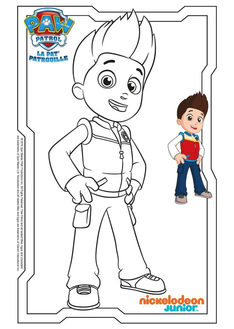 Paw Patrol Ausmalbilder Tracker Genial 10 Inspirational Paw Patrol Number Coloring Pages androsshipping Galerie