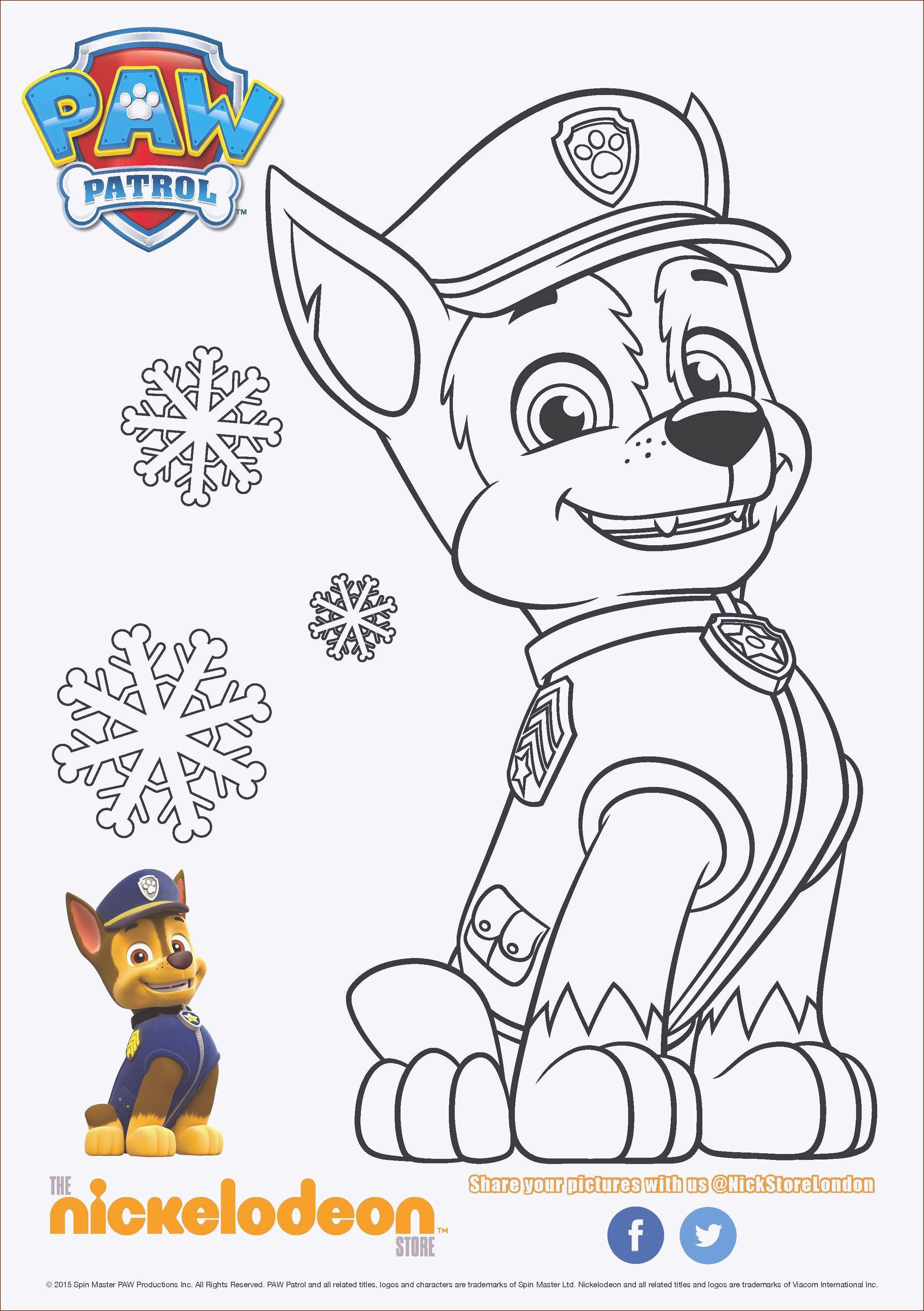 Paw Patrol Ausmalbilder Tracker Neu Ausmalbilder Zum Ausdrucken Paw Patrol Best Paw Patrol Sammlung