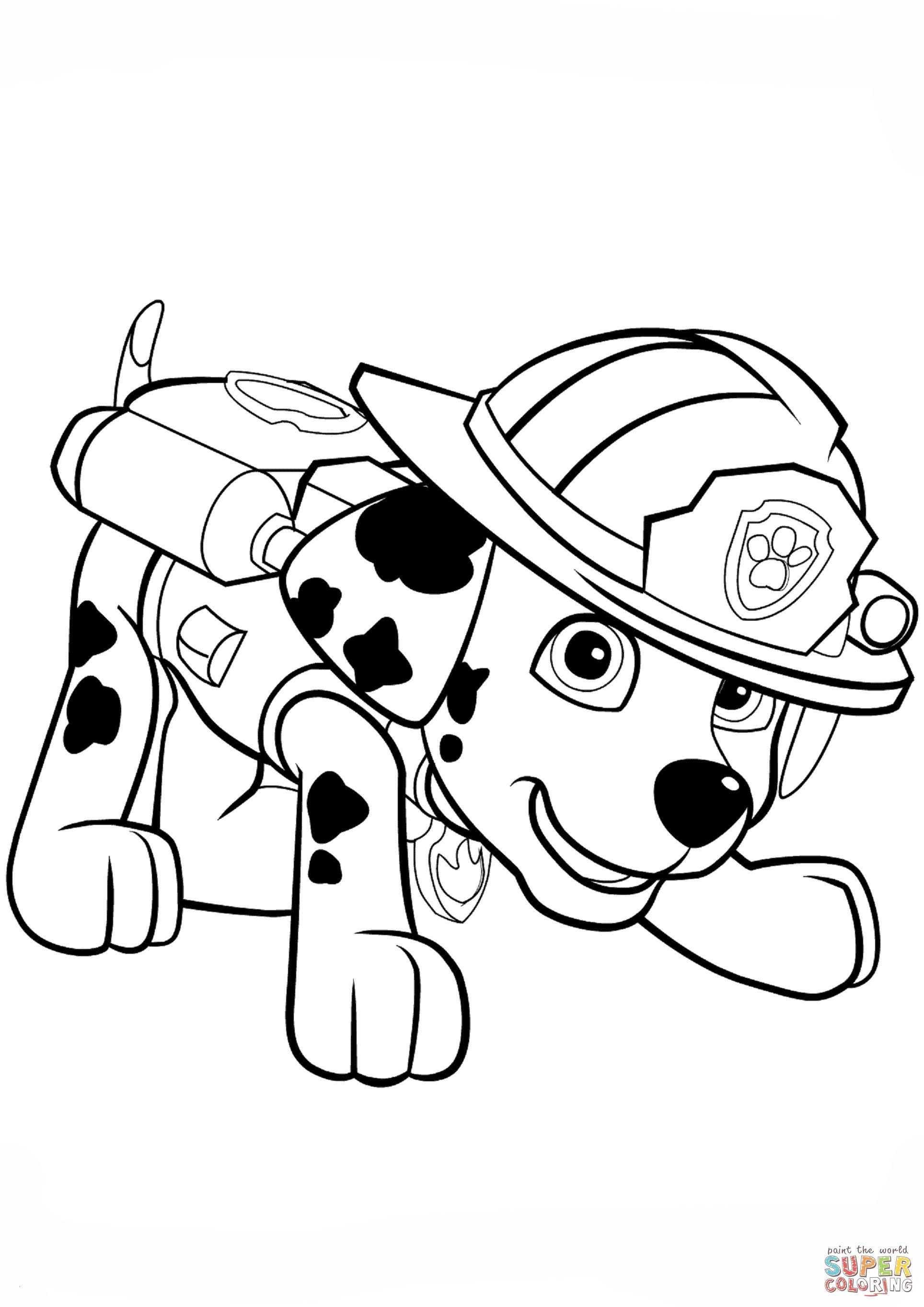 Paw Patrol Ausmalen Das Beste Von Inspirational Marshall Paw Patrol Coloring Page Coloring Pages Best Das Bild