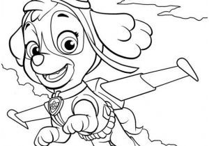 Paw Patrol Everest Ausmalbilder Genial Everest Paw Patrol Color Lovely Paw Patrol Chase Coloring Pages Bild