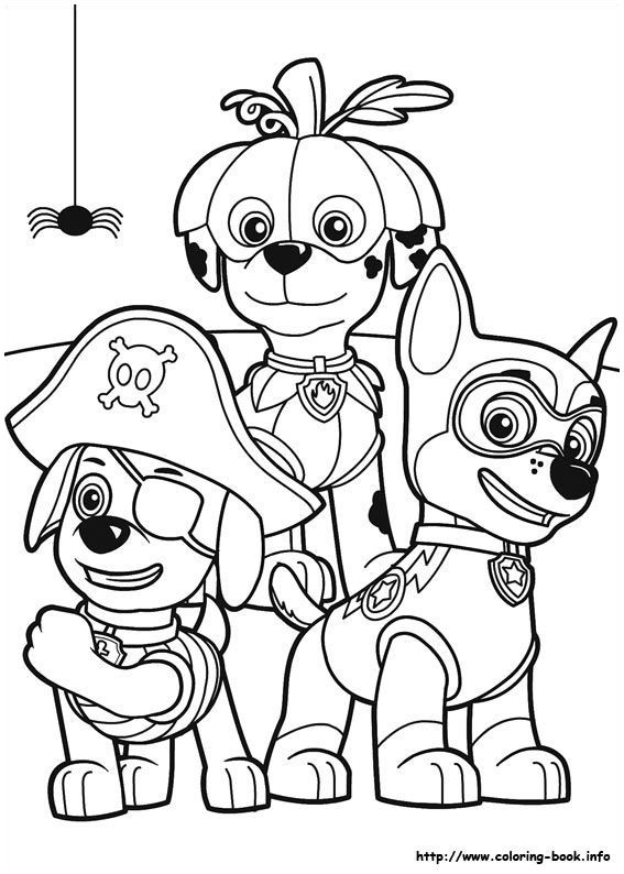 Paw Patrol Rocky Ausmalbilder Neu Zuma Martial Chase Dressed Up Paw Patrol Coloring Pages Färbung Stock
