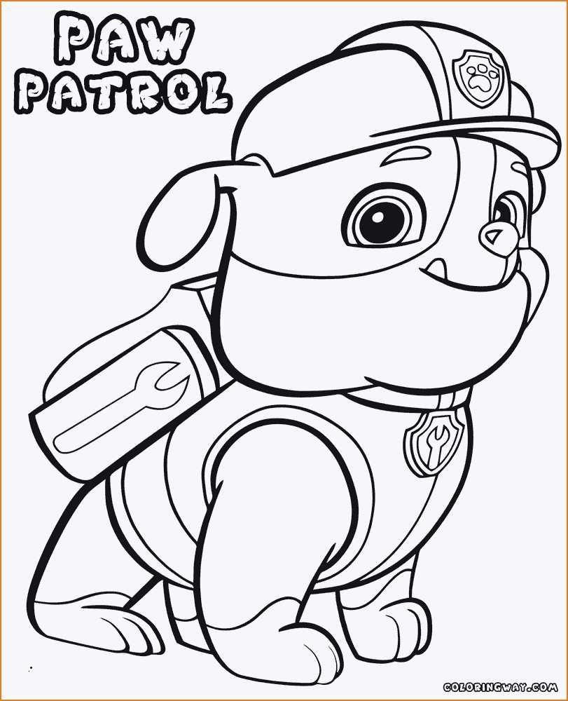 99 Frisch Paw Patrol Zentrale Ausmalbilder Fotos Kinder Bilder