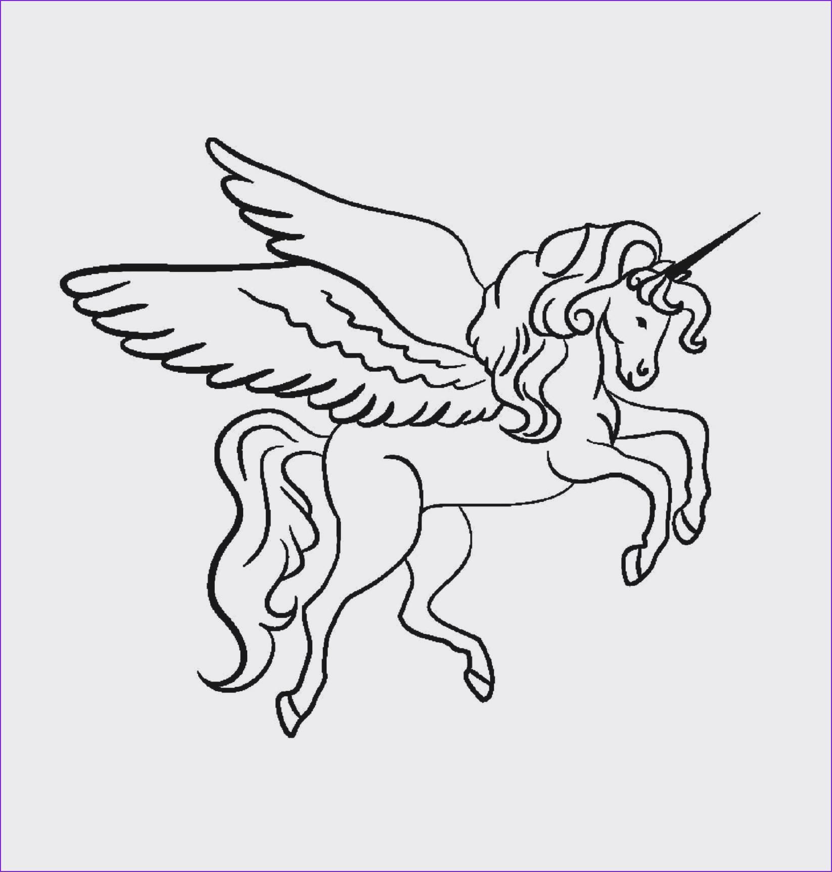 Pegasus Zum Ausmalen Einzigartig Bilder Zum Ausmalen Bekommen Einhorn Malvorlagen Das Bild
