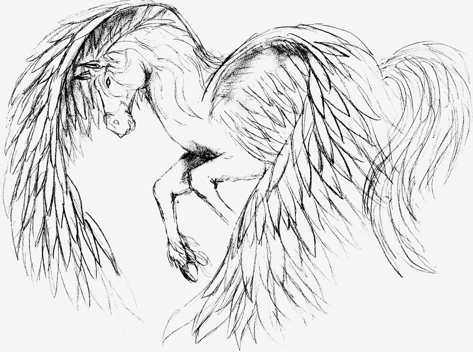 Pegasus Zum Ausmalen Einzigartig Bilder Zum Ausmalen Bekommen Einhorn Malvorlagen Fotos