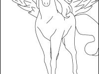 Pegasus Zum Ausmalen Genial Ausmalbilder Für Erwachsene Zum Ausdrucken 30 Schöne Malvorlagen Galerie