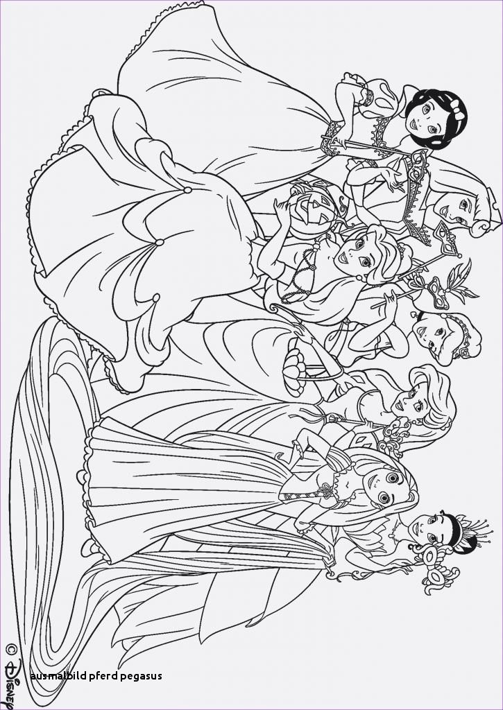 Pegasus Zum Ausmalen Genial Creativecoloring Bild