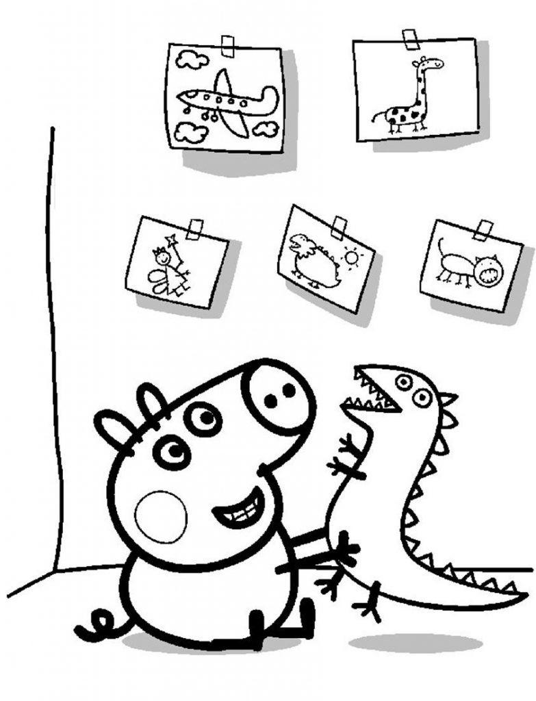 Peppa Pig Ausmalbilder Das Beste Von Janbleil Peppa Wutz Ausmalbilder Line Ausdrucken Ausmalbild Bilder