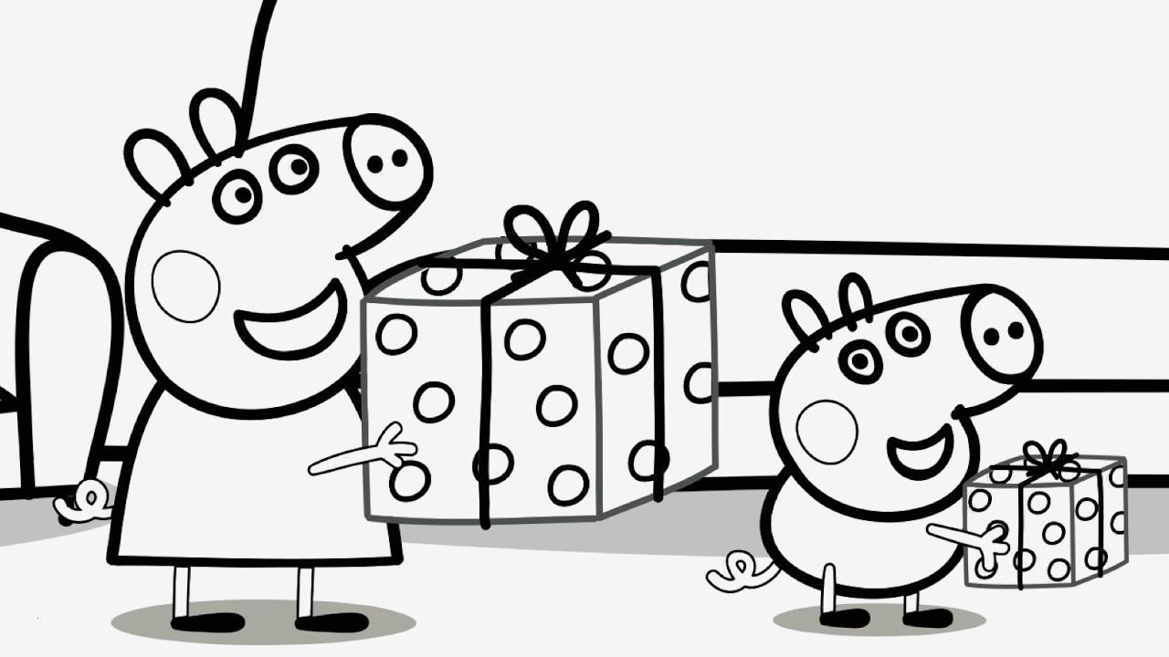 Peppa Pig Ausmalbilder Das Beste Von Lernspiele Färbung Bilder Peppa Wutz Ausmalbilder Bild