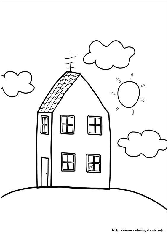Peppa Pig Ausmalbilder Frisch Peppa Pig Coloring Picture Peppa Pig Party Ideas Pinterest Färbung Galerie