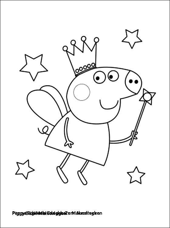 Peppa Pig Ausmalbilder Frisch Peppa Pig Malvorlagen Zum Ausdrucken 24 Peppa Schwein Druckbare Bilder