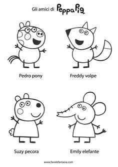 Peppa Pig Ausmalbilder Inspirierend Ausmalbilder Peppa Wutz 06 Ausmalbilder Pinterest Stock