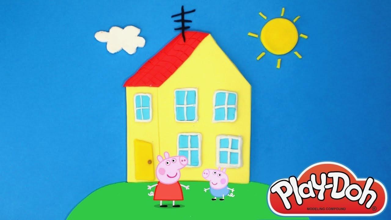 Peppa Pig Ausmalbilder Inspirierend Ausmalbilder Peppa Wutz Beispielbilder Färben Peppa Pig Coloring Fotos