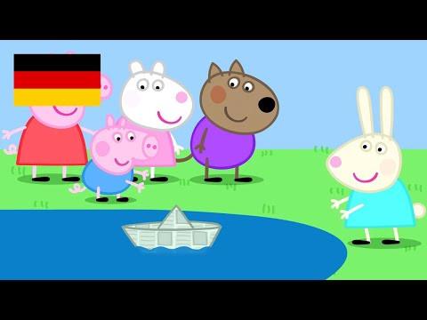 Peppa Wutz Deutsch Schwimmen Einzigartig Peppa Und Schorsch Spielen Im Sand – athletbook Stock
