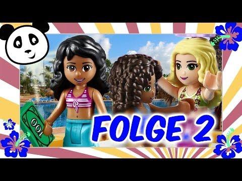 Peppa Wutz Deutsch Schwimmen Genial Lego Friends Deutsch Diebstahl Im Schwimmbad 2 Pandido Tv Das Bild