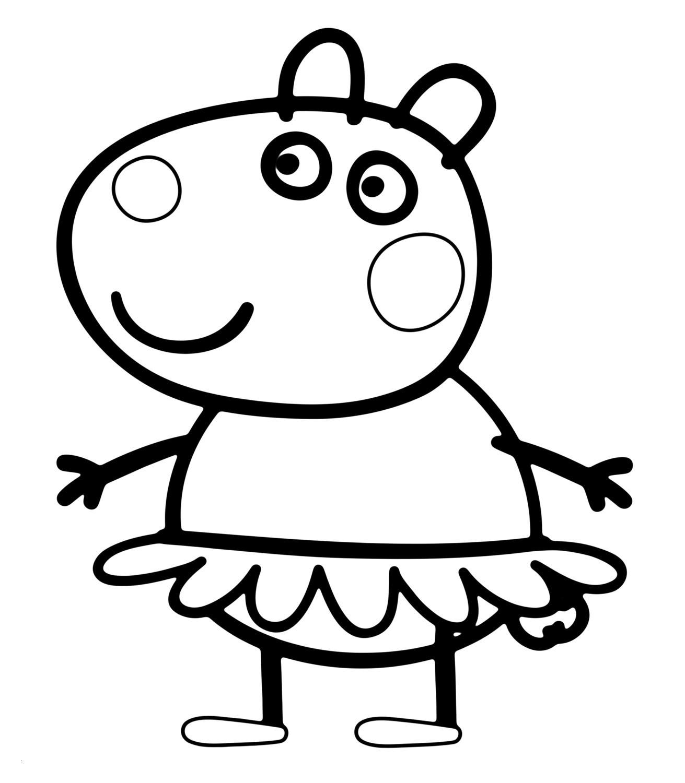 peppa wutz malvorlage das beste von peppa pig coloring
