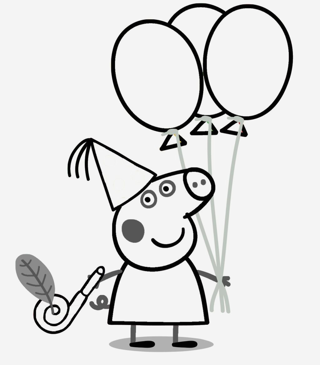 Peppa Wutz Malvorlage Einzigartig Malvorlage Peppa Wutz Verschiedene Bilder Färben Peppa Pig Coloring Bild