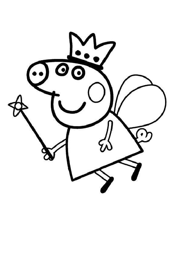 peppa wutz malvorlage einzigartig ausmalbilder peppa wutz