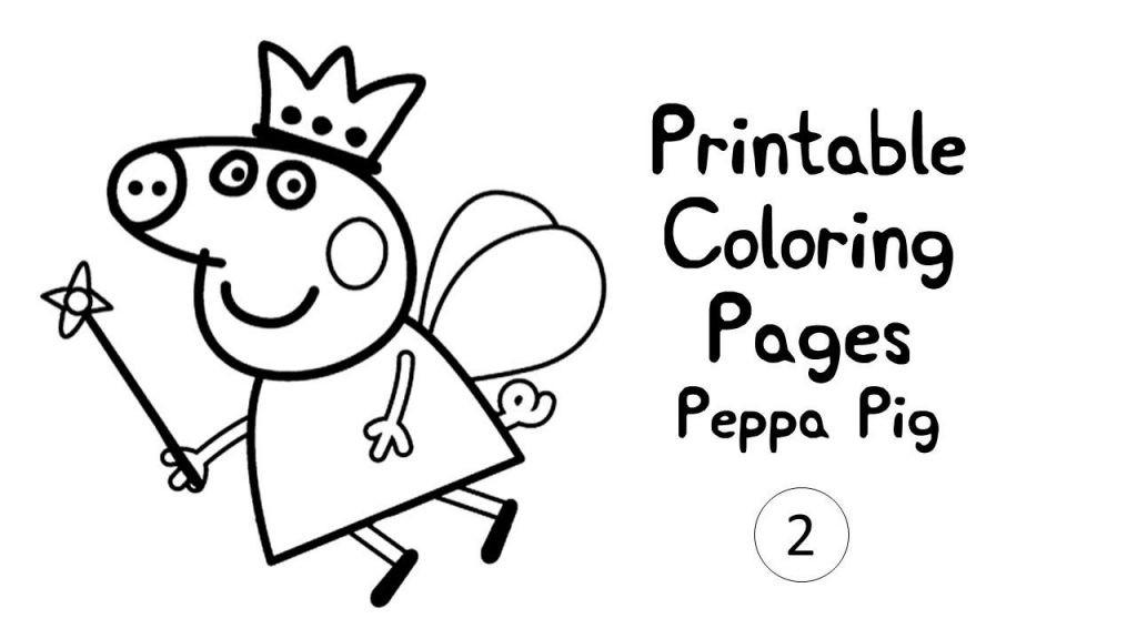 Peppa Wutz Malvorlage Inspirierend Druckbare Malvorlage Ausmalbilder Peppa Wutz Beste Druckbare Bild