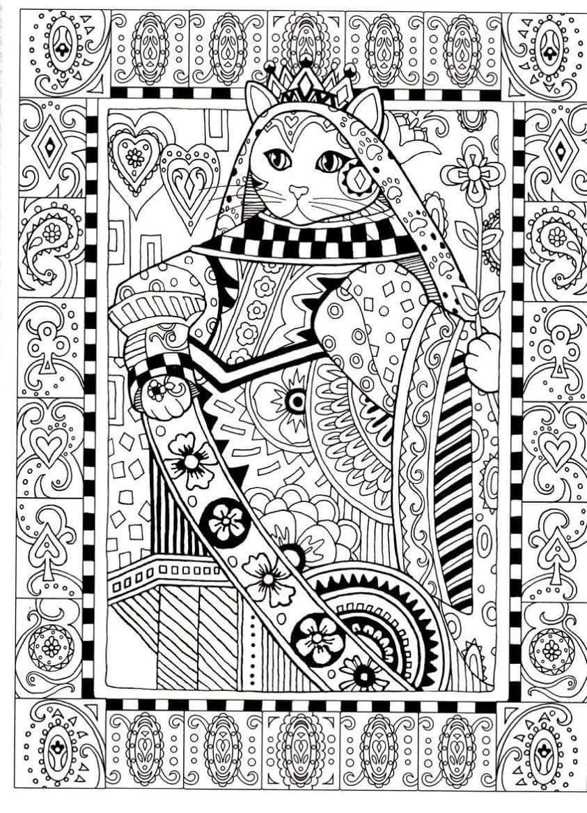 Pettersson Und Findus Ausmalbilder Neu Gatos Para Colorir Riscos P Bordar Ou Colorir Das Bild