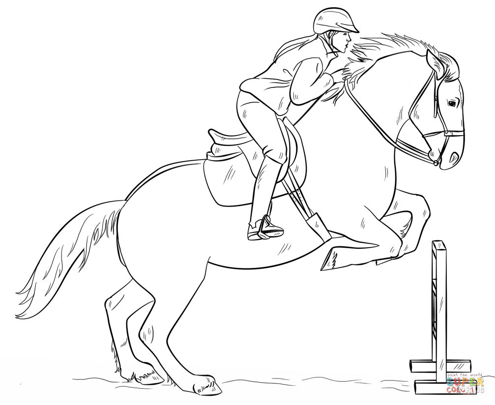 Pferde Ausmalbilder Horseland Das Beste Von 30 Ausmalbilder Reiterin forstergallery Stock