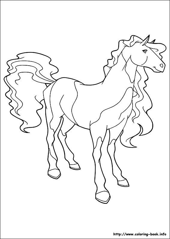 Pferde Ausmalbilder Horseland Genial Horseland Coloring Picture Coloring Pages Pinterest Bilder
