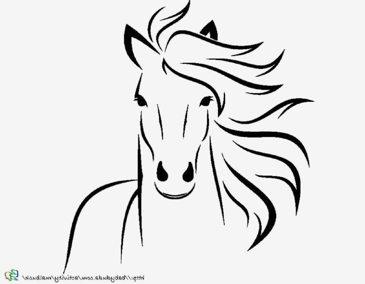 Pferde Ausmalbilder Mit Reiter Das Beste Von 25 Lecker Pferd Ausmalen – Malvorlagen Ideen Bilder