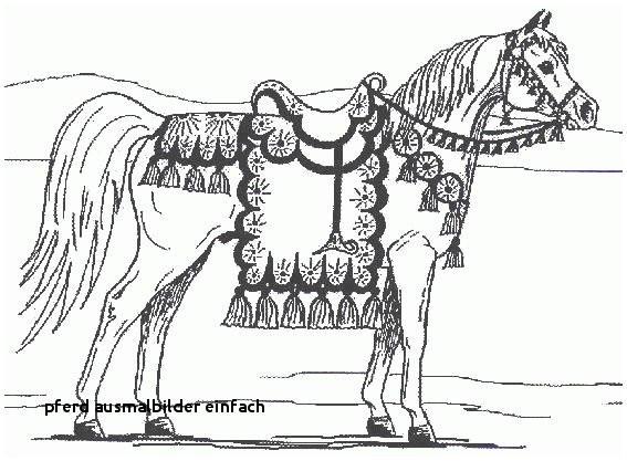 Pferde Ausmalbilder Zum Drucken Genial Pferd Ausmalbilder Einfach Färbung Pferde Ausmalbilder Zum Stock