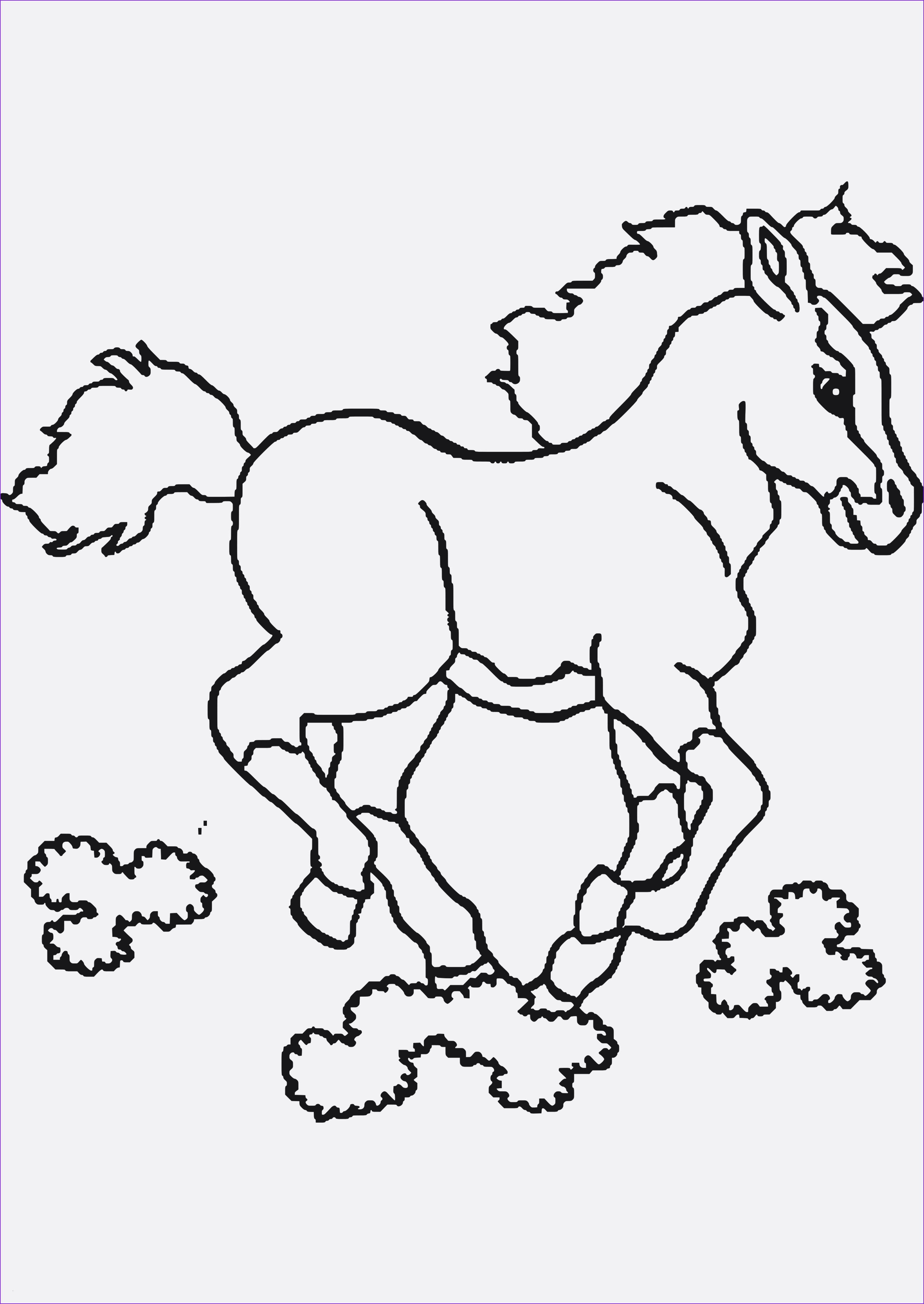 Pferde Bilder Zum Ausdrucken Frisch Pferde Ausmalbilder Zum Drucken Genial 37 Pferde Ausmalbilder Bild