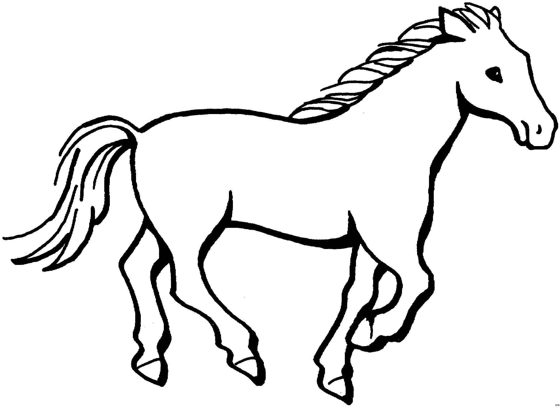 Pferde Bilder Zum Ausdrucken Genial Ausmalbilder Pferde Zum Ausdrucken Einzigartig Ausmalbild Pferd Bild