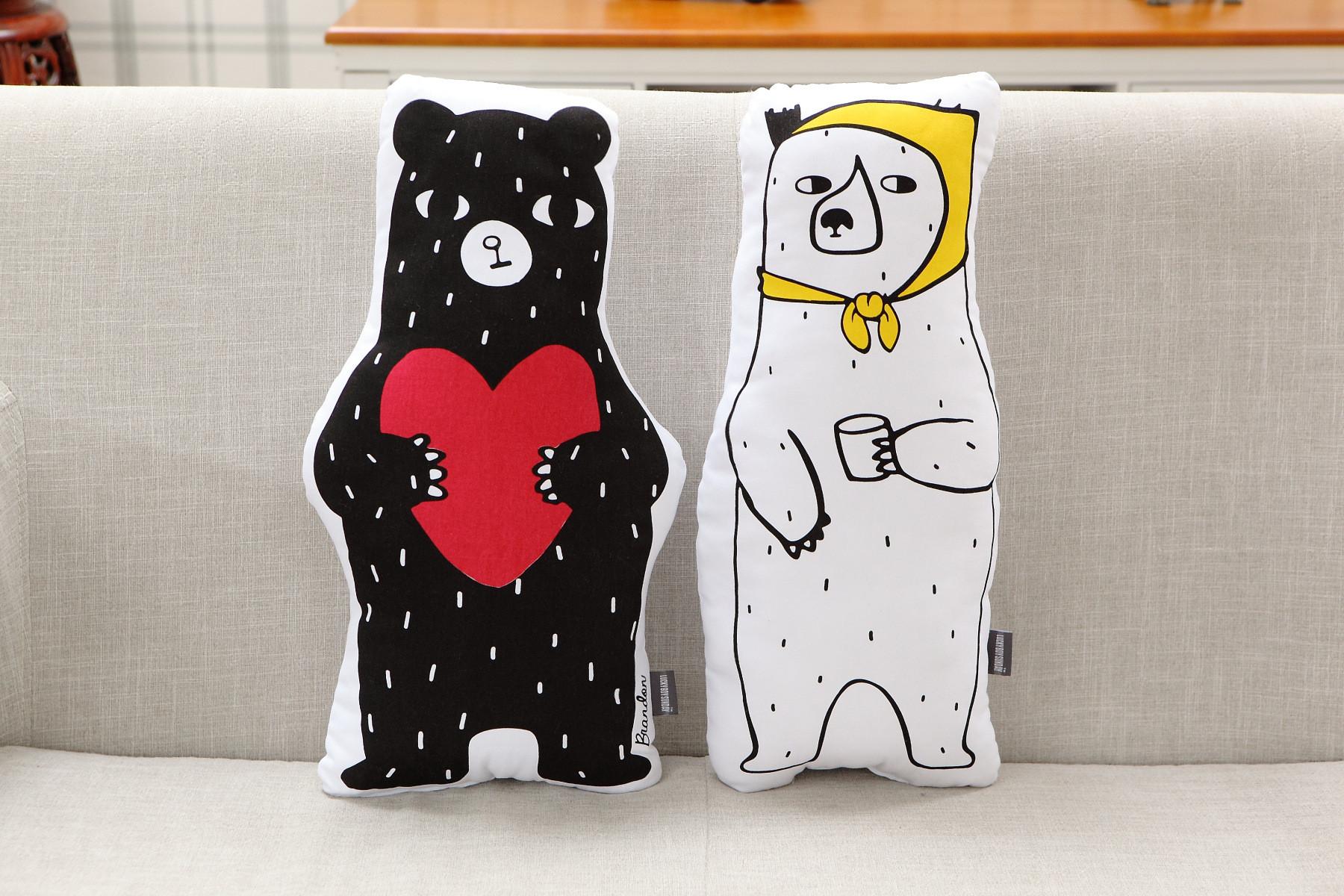 Pikachu Ausmalbilder Süß Einzigartig Cute Bear Ins 50 25cm Children Kids Bedroom toy Dolls sofa Car Seat Fotografieren