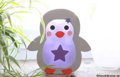 52 Nützlich Pinguin Basteln Vorlage