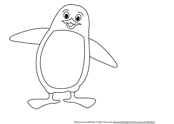 Pinguin Vorlage Zum Ausmalen Einzigartig Ausmalbilder Zum Ausdrucken Pinguin Pinterest Galerie