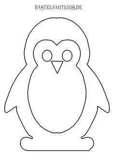 Pinguin Vorlage Zum Ausmalen Frisch 42 Besten Fensterbilder Winter Bilder Auf Pinterest In 2018 Sammlung