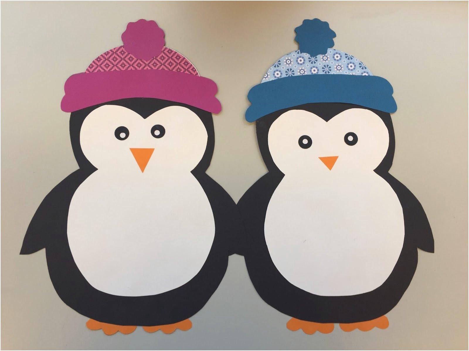 Pinguin Vorlage Zum Ausmalen Genial Pinguin Basteln Vorlage Die 554 Besten Bilder Von Pinguine In 2018 Bilder