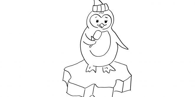Pinguin Vorlage Zum Ausmalen Inspirierend 31 Fantastisch
