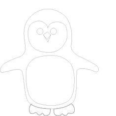 Pinguin Vorlage Zum Ausmalen Neu Ausmalbilder Zum Ausdrucken Pinguin Pinterest Bilder