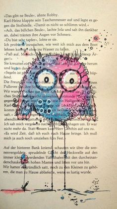 Pinterest Bilder Malen Inspirierend Happy Birds Auf Alten Buchseiten Malen Ein Spannendes Projekt Galerie