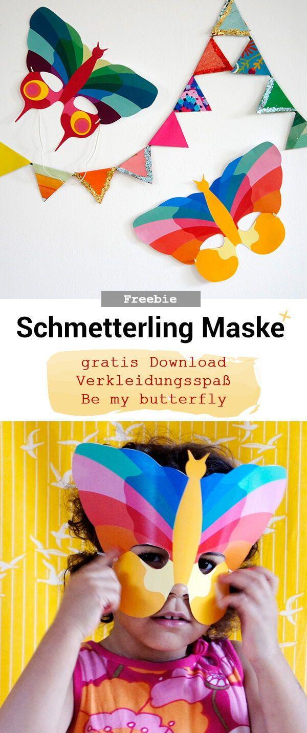 Pinterest Fasching Basteln Einzigartig Schmetterling Maske Diy Blogstlove Pinterest Bilder